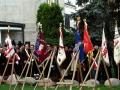 Msza rocznicowa na warszawskim Żoliborzu (1)