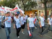 Manifestacja wrocław euro