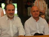 Józef Czyczerski i Bogusław Szarek