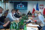 Hutnicy na posiedzeniu sejmowej Komisji Gospodarki i Rozwoju